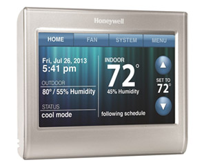 Honeywell Wi-Fi Thermostat RTH9580WF