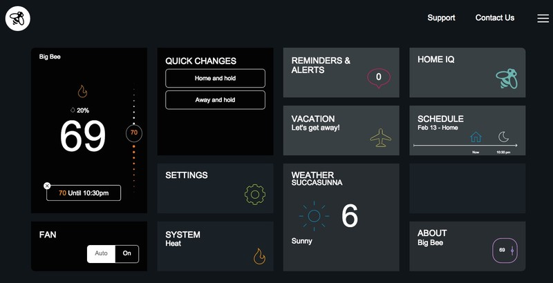 ecobee3-web-interface-screen